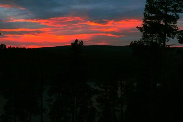 Iltarusko / Abendrot